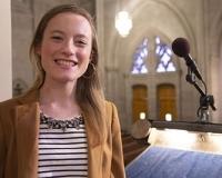 Janie Booth, 2019 Student Preacher